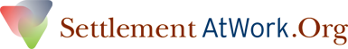 Logo of SettlementAtWork.org